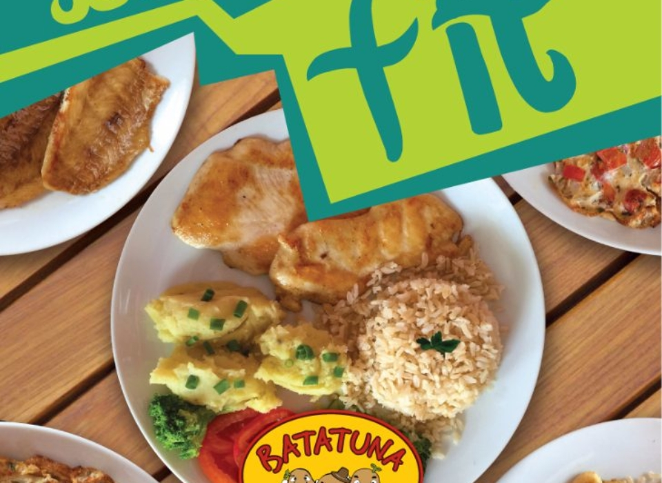 Batatuna - Batatuna Fit - Flyer